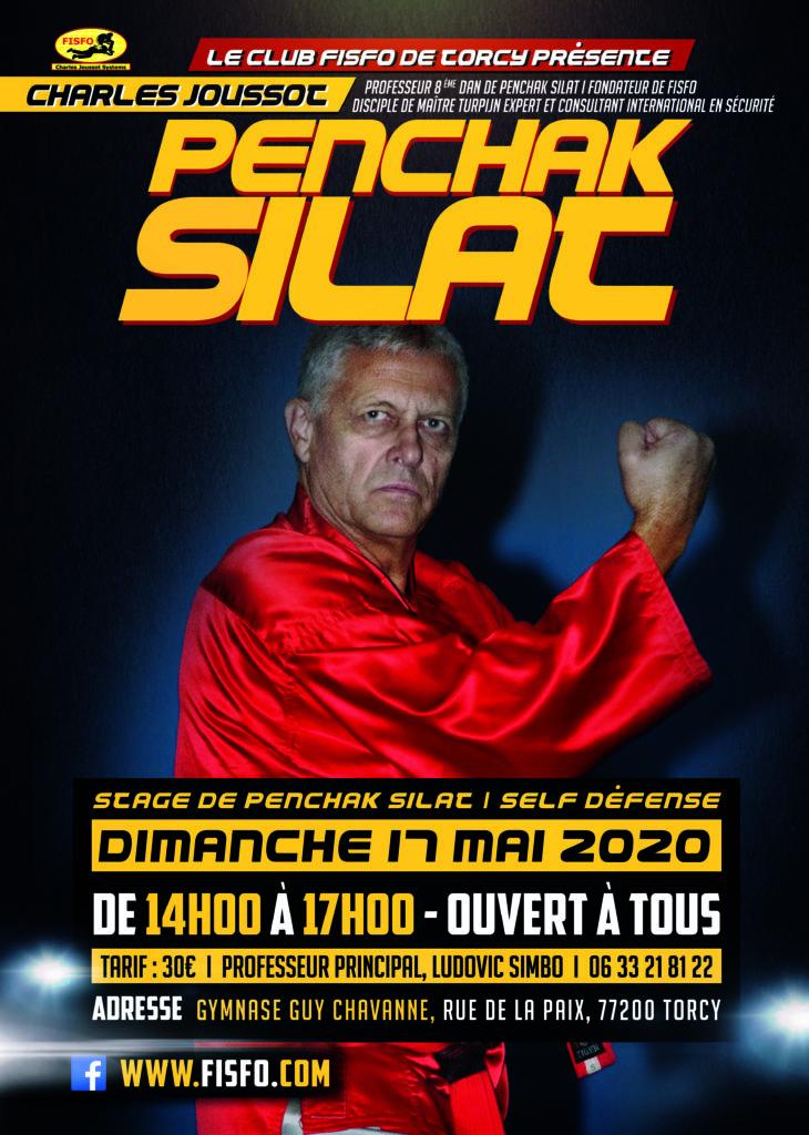 Stage Penchak Silat à Torcy